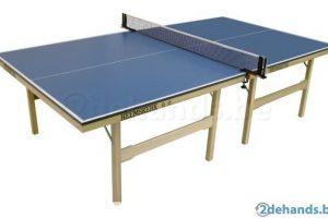 Pingpong tafel