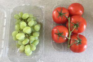 Gezonde voeding vraagstukken in persoonlijk plan