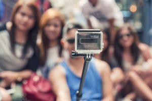 Vloggen met cliënten voor TV Denis