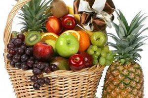 Fruitbox op de woonvoorziening
